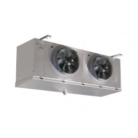 Evaporador Cúbico ECO ICE-64D-10 ED con separación de aleta 10 mm para congelación y desescarche eléctrico