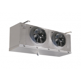 Evaporador Cúbico ECO ICE-65D-10 ED con separación de aleta 10 mm para congelación y desescarche eléctrico