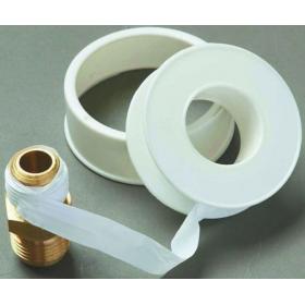 Rollo de cinta teflón universal de 15 m x 13 mm
