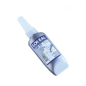 Sellador de roscas Loxeal 58-11 en frasco de 50 ml