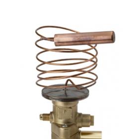Cabezal termostático Alco Controls XB1019 NW 1B CON COMPENSADOR EXTERNO