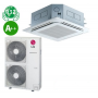 AIRE ACONDICIONADO LG UT60FH HIGH EFFICIENCY CASSETTE TRIFÁSICO - 12900 FRIG/H