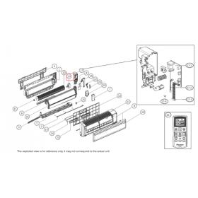 Motor ventilador split interior DAIKIN modelo FTXB50CV1B 4020638