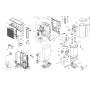 PPlaca de control inverter exterior DAIKIN modelo RZQS71C7V1B 065337J