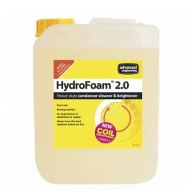 Envase de 5 L. de limpiador para condensadores HYDROFOAM 2.0