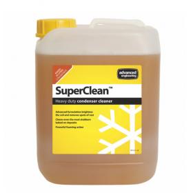 Envase de 5 L. de limpiador para condensadores Superclean