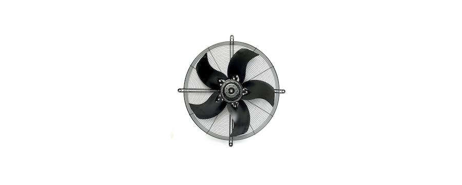 Ventiladores axiales SyP